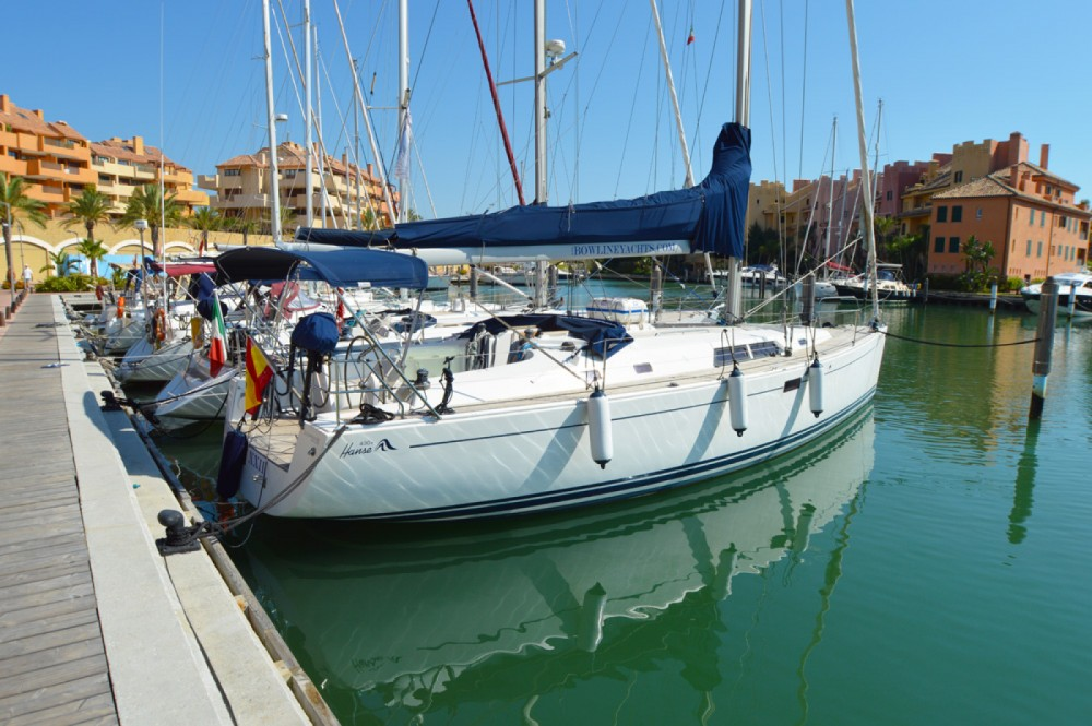 Louer Voilier avec ou sans skipper Hanse à San Roque