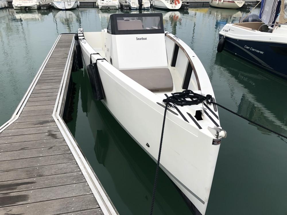 Location Bateau à moteur à La Rochelle - Smarboat Smartboat 23