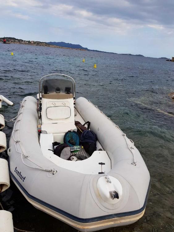 Bootverhuur Bombard Explorer 550 SB in La Ciotat via SamBoat