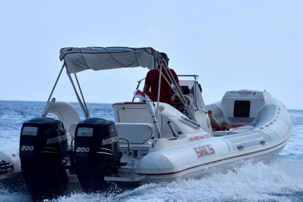 Boat rental Sacs Sacs S 780 in Pietà on Samboat