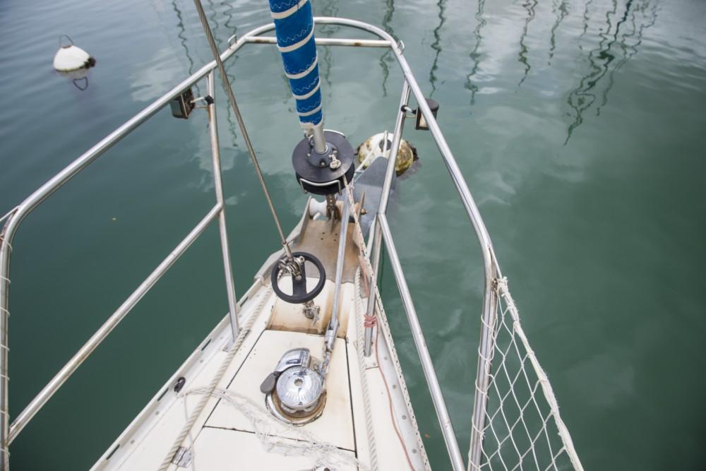 Location bateau Le Gosier pas cher Sun Shine 38
