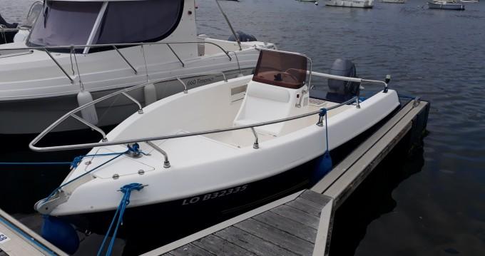 Rent a Aquamar 17 Brittany