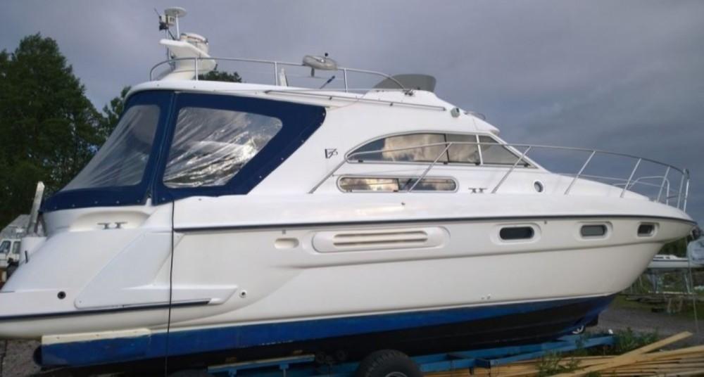 Sealine Sealine F 36 entre particuliers et professionnel à Castellammare del Golfo