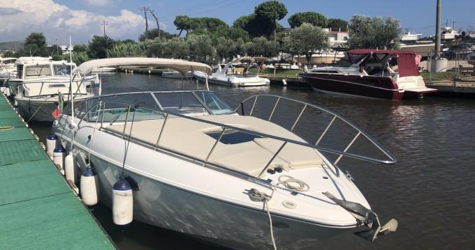 Louez un Chaparral 228ssi à Terracina