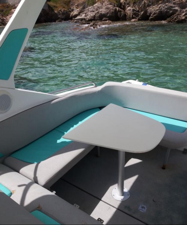 Bootsverleih Sessa Marine Oyster 22 Cannes Samboat