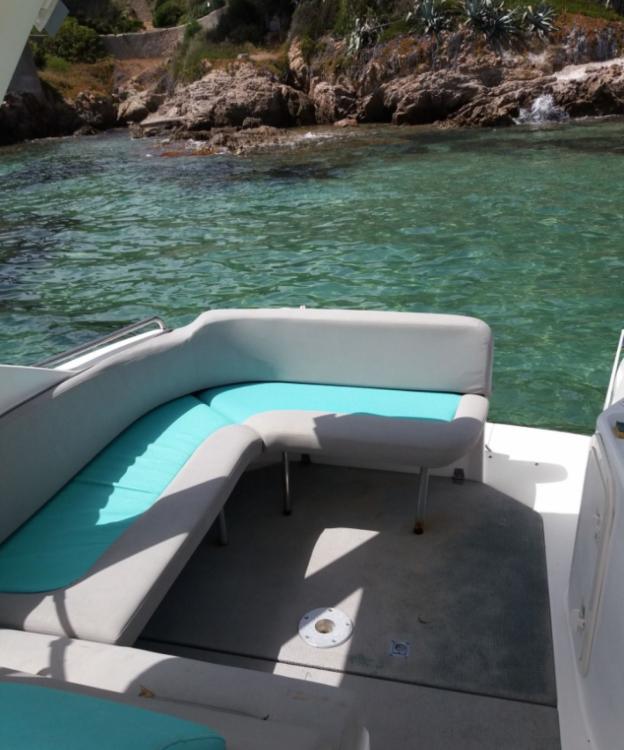 Motorboot mieten in Cannes - Sessa Marine Oyster 22