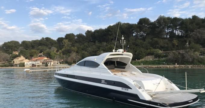 Location Yacht à Cannes - Conam Conam 58 S