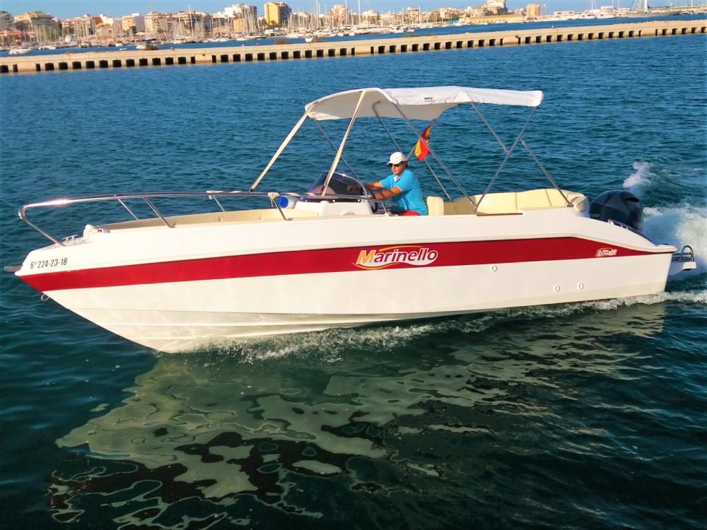 Yacht-Charter in Torrevieja - Marinello Eden 22 auf SamBoat
