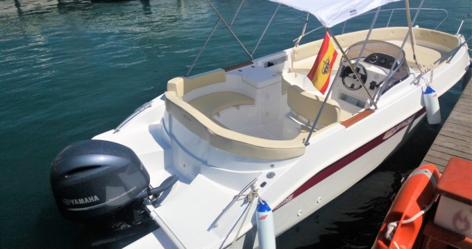 Location bateau Marinello Eden 22 à Torrevieja sur Samboat