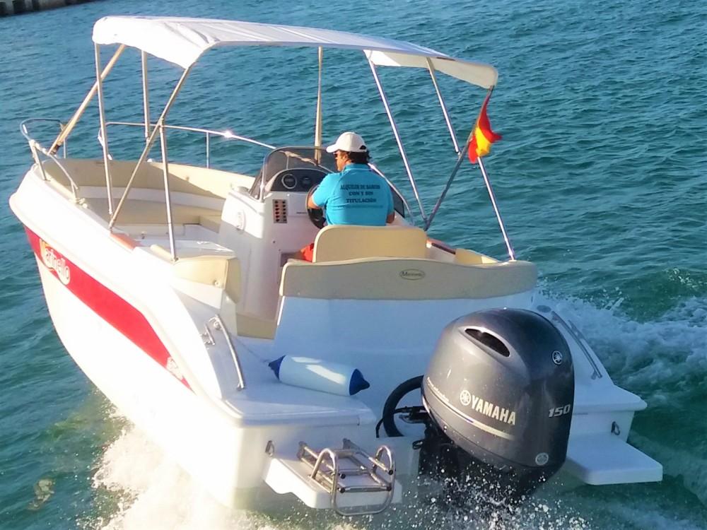 Motorboot mieten in Torrevieja zum besten Preis