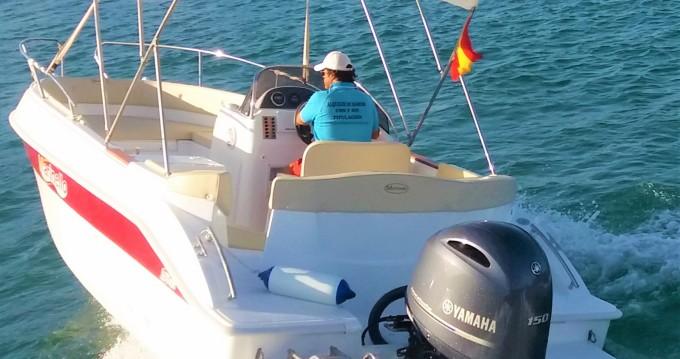 Location yacht à Torrevieja - Marinello Eden 22 sur SamBoat