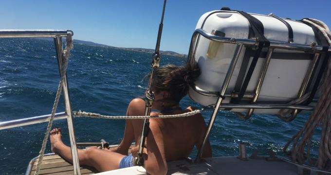 Jeanneau Melody entre particuliers et professionnel à Palavas-les-Flots
