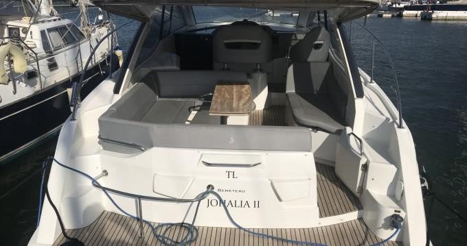 Location yacht à Cogolin - Bénéteau Flyer Gran Turismo 38 sur SamBoat