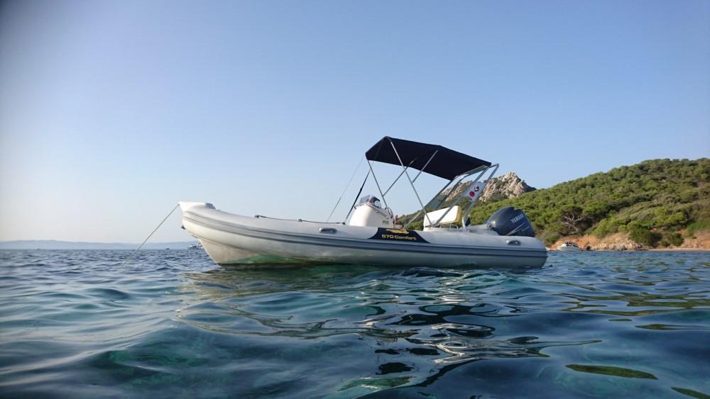 Location yacht à Hyères - Motonautica-Vesuviana MV 570 Comfort sur SamBoat