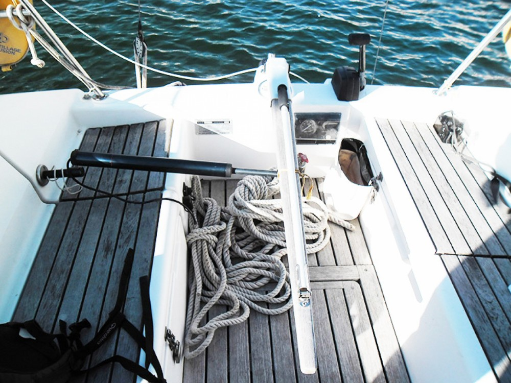 Boat rental Etap Etap 32i in Solenzara on Samboat