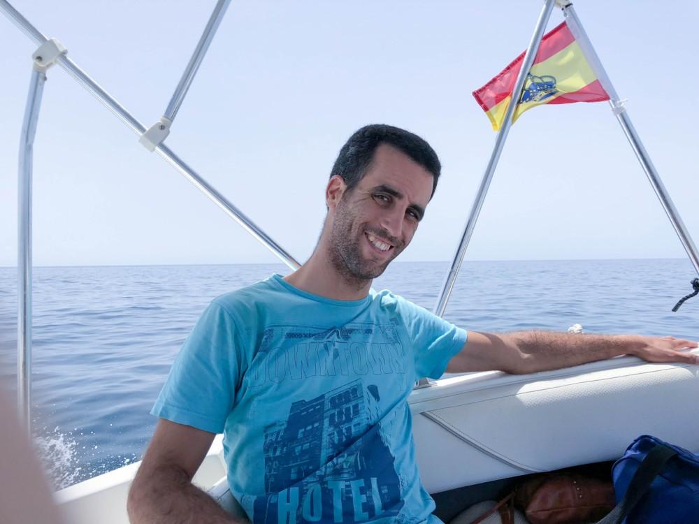 Verhuur Motorboot in Puerto Deportivo de Marbella - Bayliner 6m