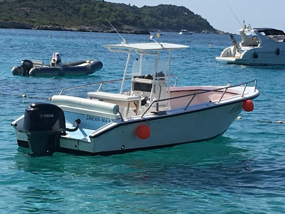 Vermietung Motorboot Fusion mit Führerschein