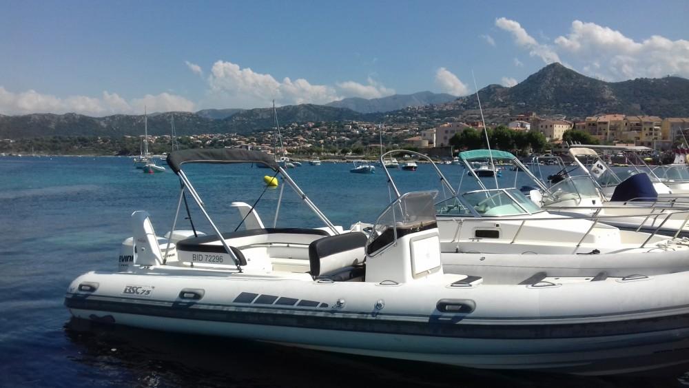 Location bateau Algajola pas cher BSC 75