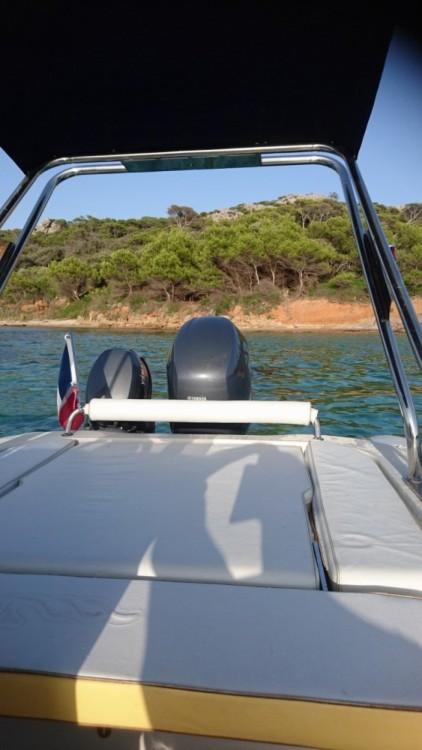Location bateau Hyères pas cher MV 570 Comfort