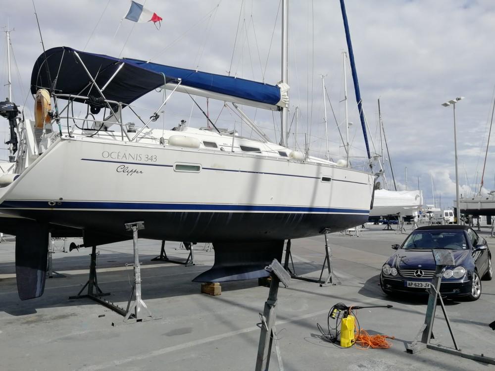 Location Voilier à La Grande-Motte - Bénéteau Oceanis 343