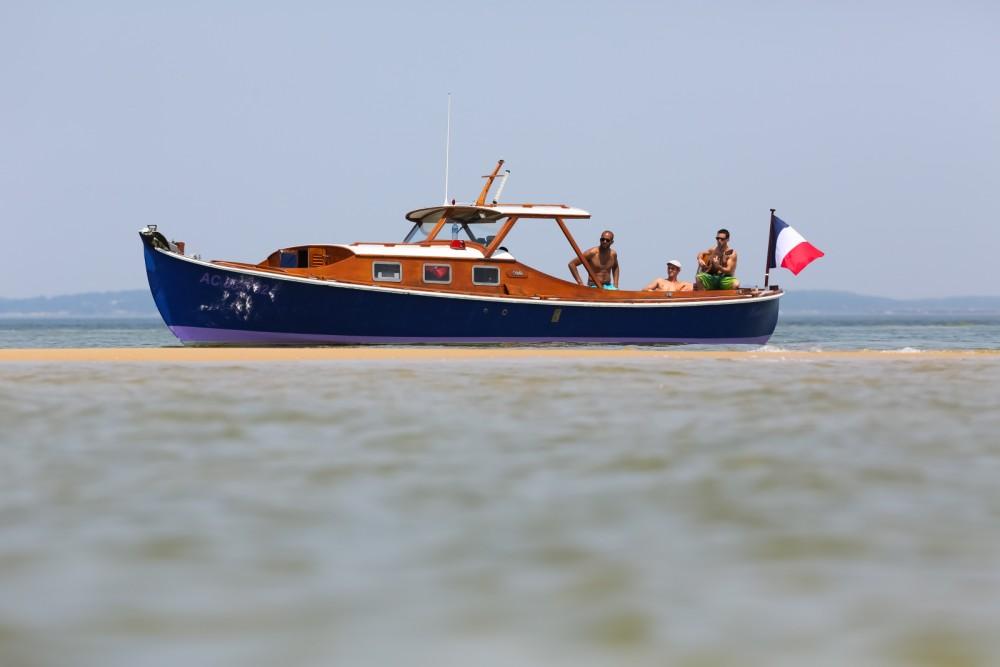 Location bateau Arcachon pas cher Tradition