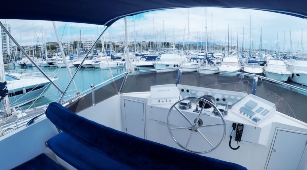 Location yacht à Saint-Laurent-du-Var - Caterpillar Fisherman 48 sur SamBoat
