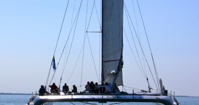 Location yacht à Port-Camargue - Launet-Sa catamaran de course 60' sur SamBoat