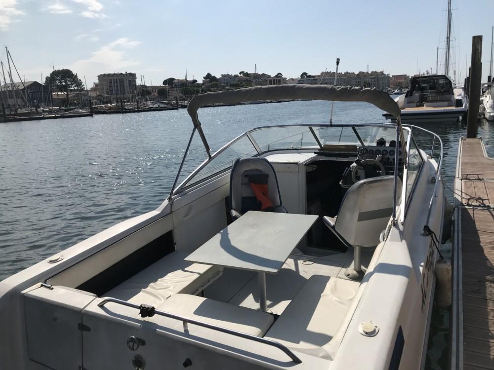 Boat rental Arcachon cheap Sundowner 255