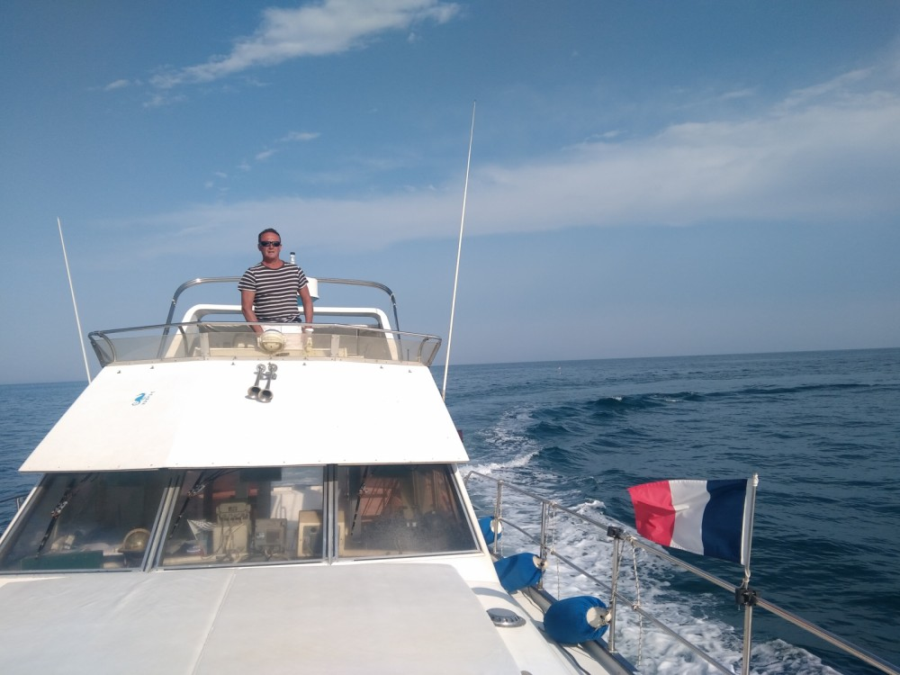 Location yacht à Valras-Plage - Guy Couach Guy Couach 1200 Fly sur SamBoat