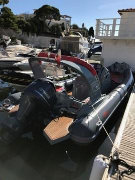 Location bateau Nuova Jolly Prince 25 à Propriano sur Samboat