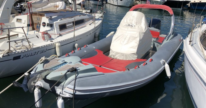 Location yacht à Propriano - Nuova Jolly Prince 25 sur SamBoat