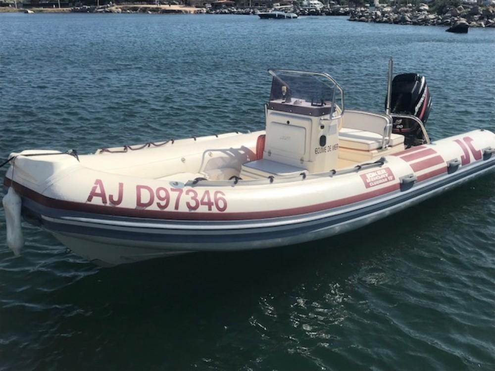Boat rental Joker Boat Clubman 19 in Porto-Vecchio on Samboat