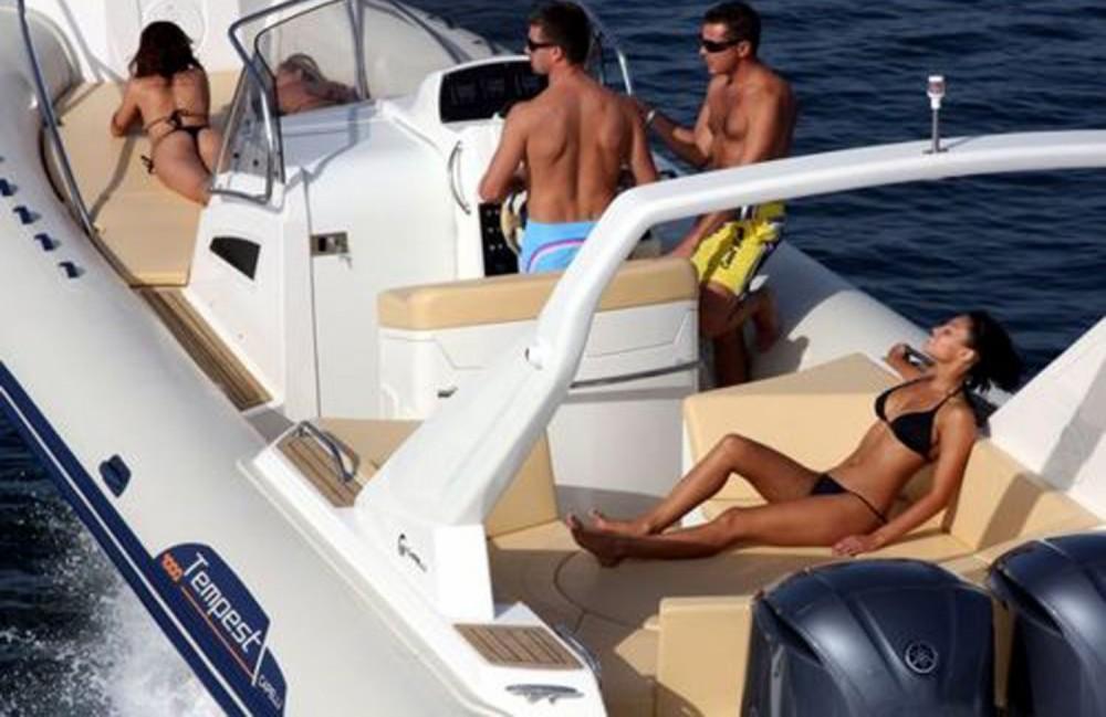 Location bateau Capelli Tempest 1000 Sun à Palma sur Samboat