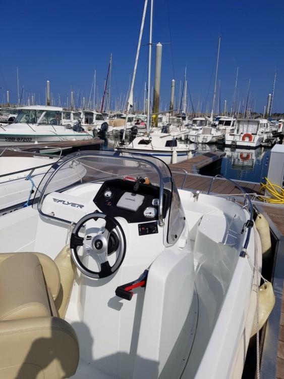 Motorboot mit oder ohne Skipper Bénéteau mieten in Saint-Quay-Portrieux