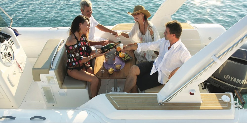 Yacht-Charter in Palma - Capelli Tempest 770 auf SamBoat