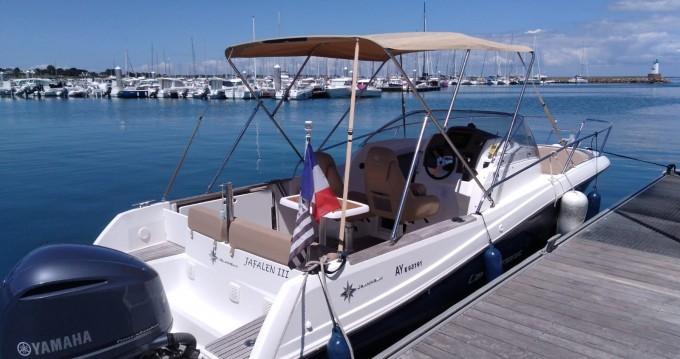 Louer Bateau à moteur avec ou sans skipper Jeanneau à Saint-Philibert
