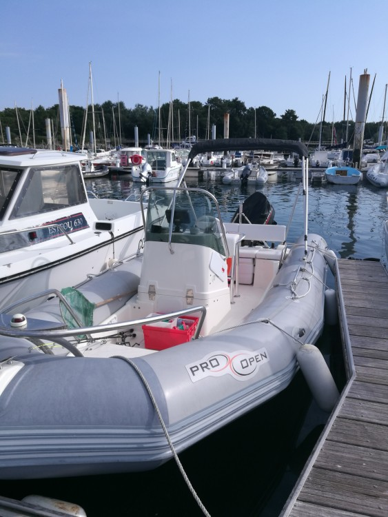 RIB for rent Port-la-Forêt at the best price