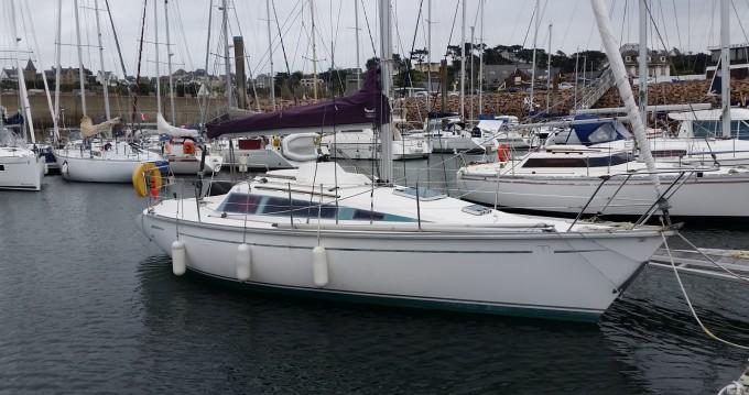 Location bateau Dufour Dufour 28 Mezzo à Arzon sur Samboat