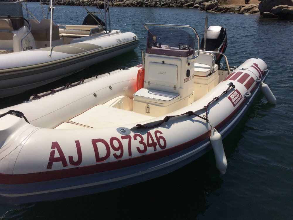 Boat rental Porto-Vecchio cheap Clubman 19
