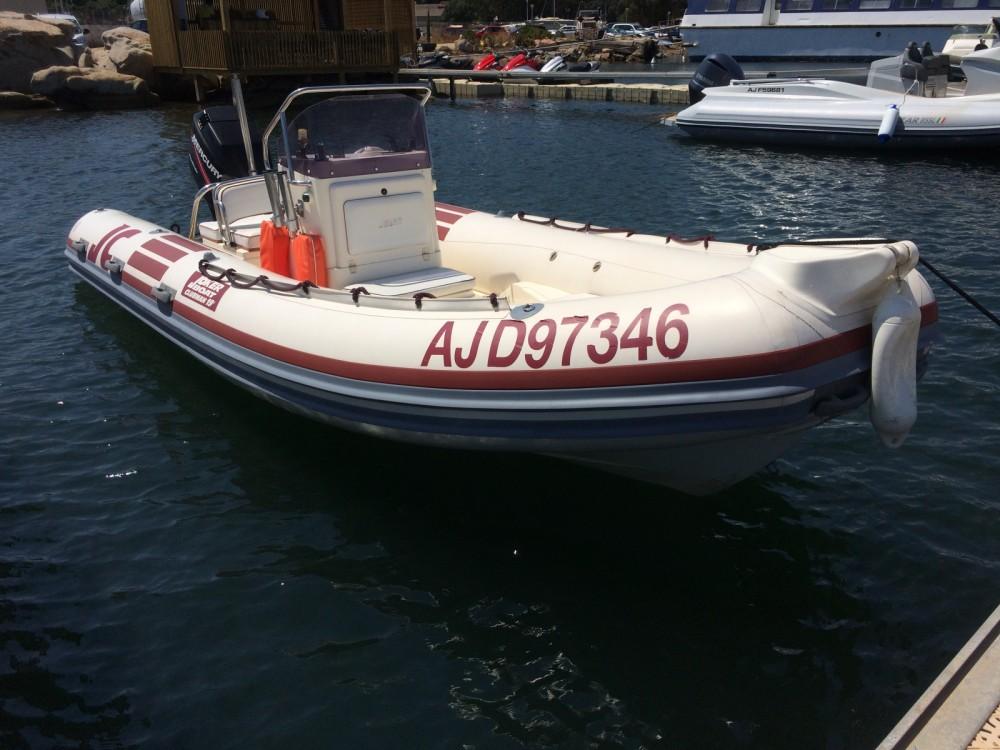 Rent a Joker Boat Clubman 19 Porto-Vecchio