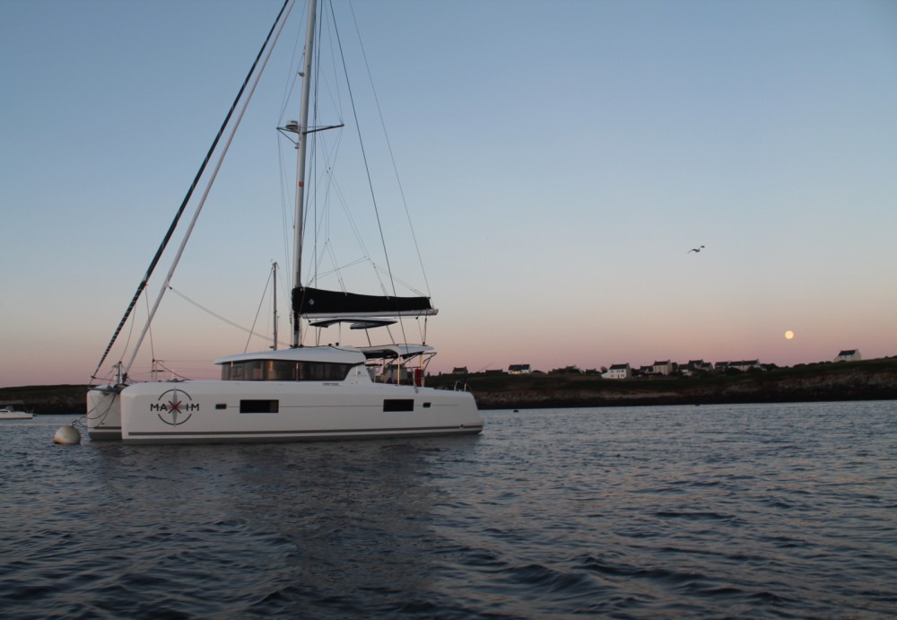 Location bateau Lagoon Lagoon 42 à Ibiza sur Samboat