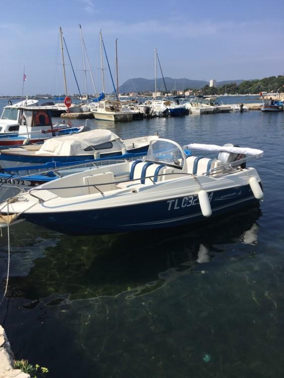 Yacht-Charter in La Seyne-sur-Mer - Quicksilver Quicksilver 500 Commander auf SamBoat