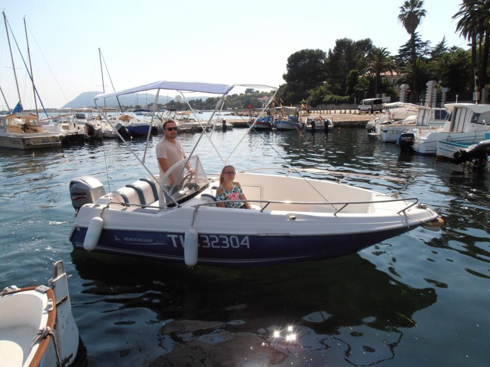 Motorboot mieten in La Seyne-sur-Mer zum besten Preis
