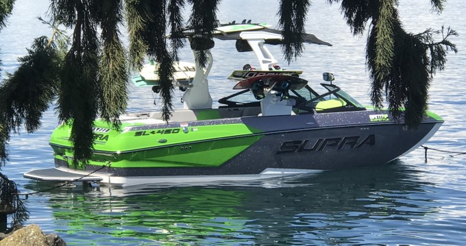 Louez un Supra SL 450 à Évian-les-Bains