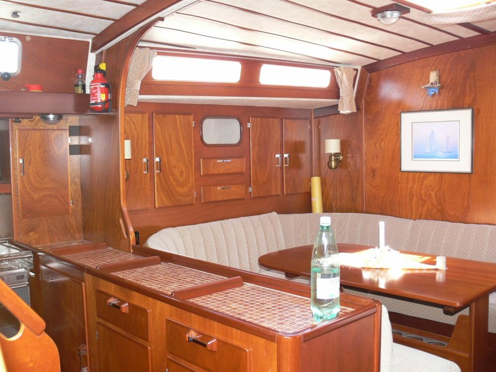 Louer Voilier avec ou sans skipper Amel à Bastia