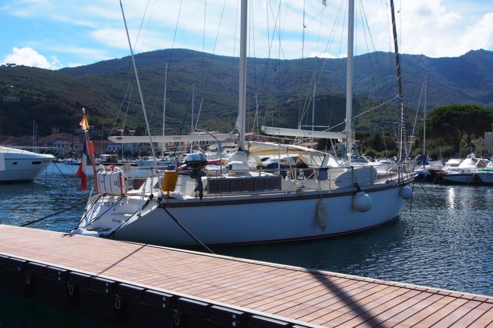 Location bateau Bastia pas cher Super Maramu