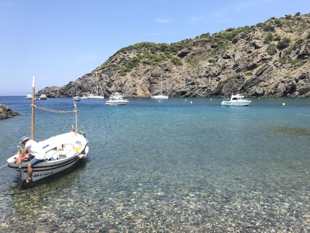 Louer Bateau à moteur avec ou sans skipper Bénéteau à Argelès-sur-Mer