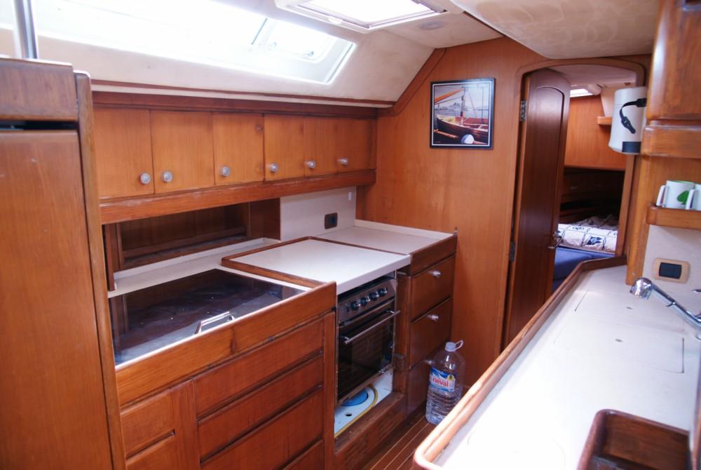 Verhuur Zeilboot in Ibiza - Wauquiez CENTURION 61
