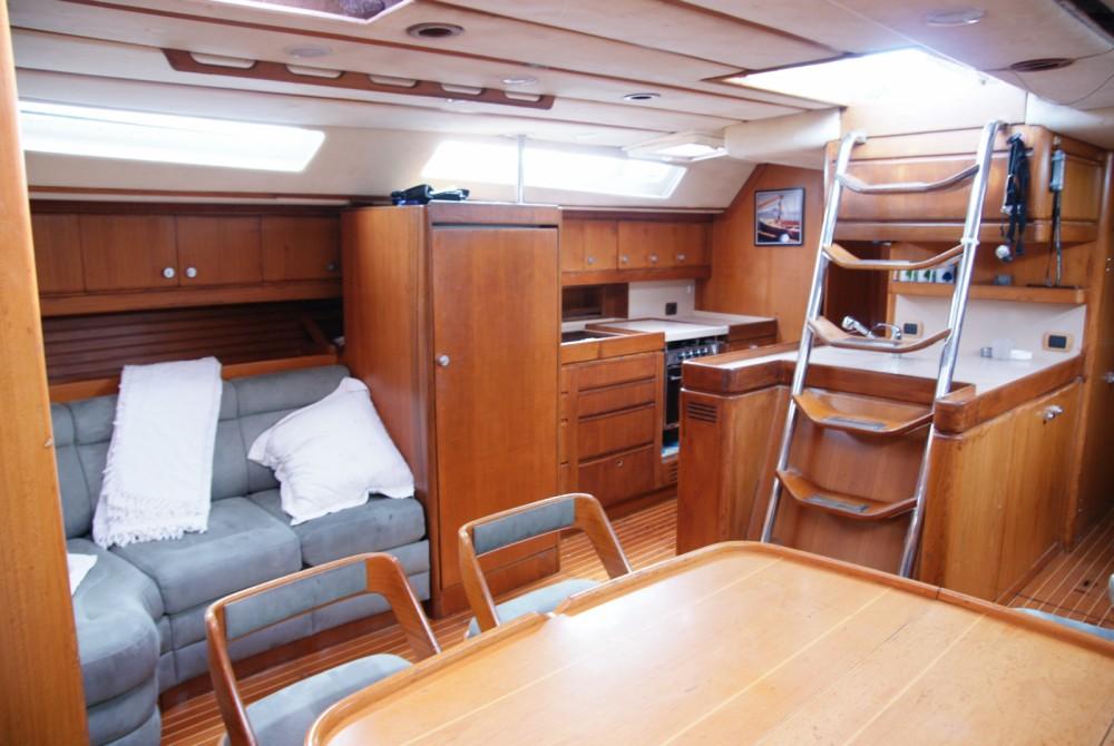 Yacht-Charter in Ibiza Stadt - Wauquiez CENTURION 61 auf SamBoat