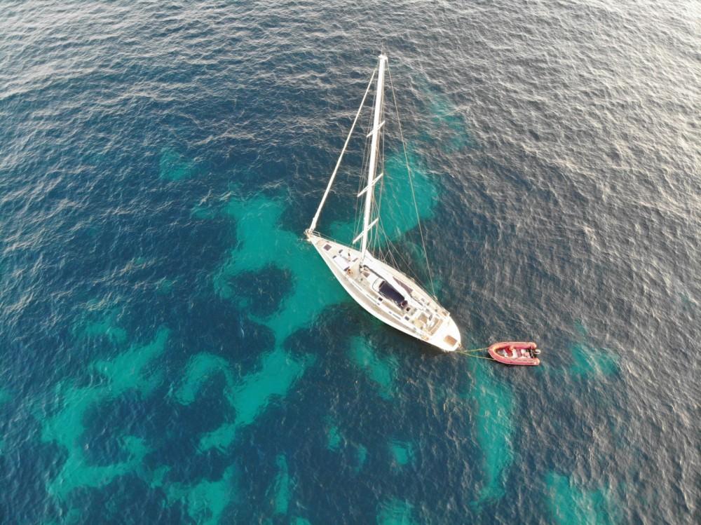 Wauquiez CENTURION 61 zwischen Privatpersonen und professionellem Anbieter Ibiza Stadt
